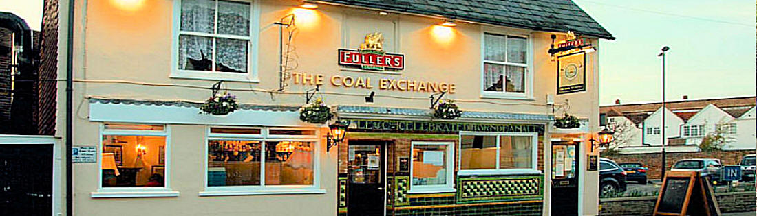 The Coal Excange Emsworth